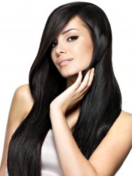 #1 Sort, 50 cm, Clip-on Extensions